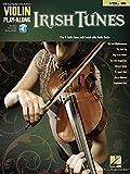 Violin Playalong Vol.020 Irish Tunes + Cd