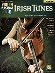 Irish Tunes: Violin Play-Along Volume 20