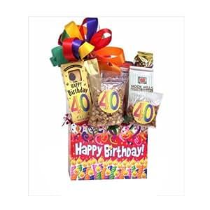 40th Birthday Surprise Birthday Gift