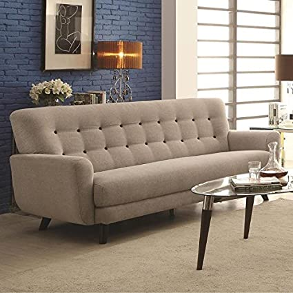 Maguire Collection Tufted Sofa