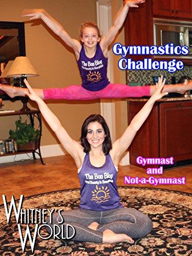 Gymnastics Challenge on Amazon Prime Video UK