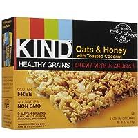 Kind Granola Bar, Oats N Honey W/Cnut (8/5x1.2 OZ)