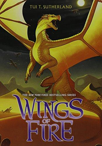 Wings of Fire Boxset (1-5): Five Vol. Set