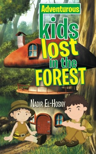 Adventurous Kids Lost in the Forest