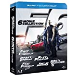 Fast and Furious 1 - 6 COMPLETE Box Set