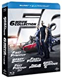 Fast and Furious 1 - 6 COMPLETE Box Set Blu-ray (The Fast and the Furious / 2 Fast 2 Furious / The Fast and the Furious: Tokyo Drift / Fast & Furious / Fast Five / Fast & Furious 6) 1 2 3 4 5 6