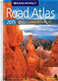 2015 Road Atlas Large Scale (Rand Mcnally Large Scale Road Atlas USA)