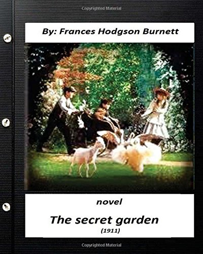 the secret garden novel pdf