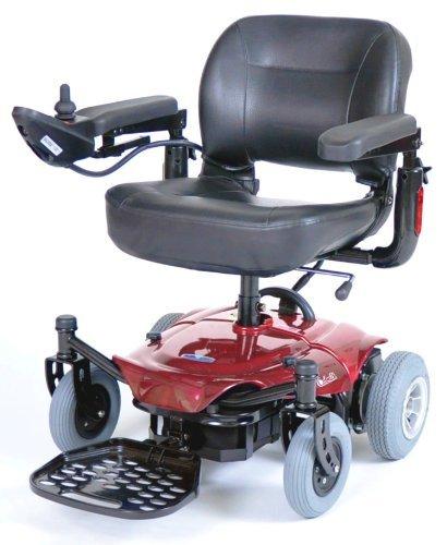 Activecare Drive Cobalt Travel Power Wheelchair