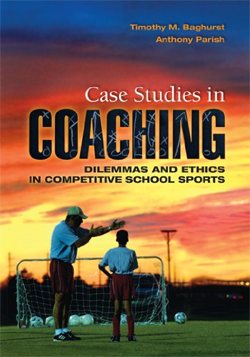 Case Studies in Coaching: Dilemmas and Ethics in...