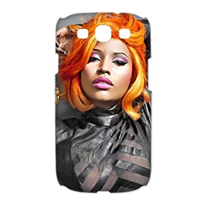 Nicki Minaj 3D Samsung Galaxy S3 Case For I9300 I9308 I939 PC3805