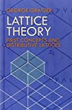 Lattice Theory: First Concepts and Distributive Lattices (Dover Books on Mathematics)