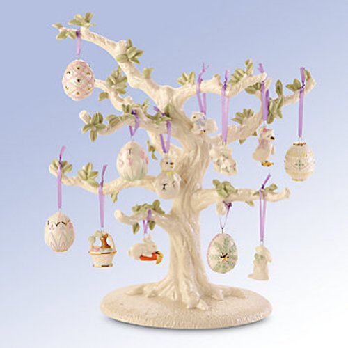 Lenox Set of Ornaments for Ornament Tree (Easter)