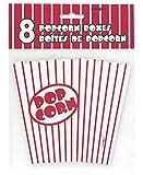 Small Movie Theater Popcorn Boxes, 8ct