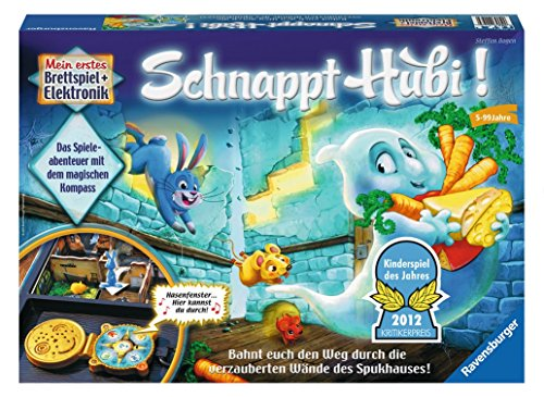 Schnappt Hubi! *KSdJ 2012* [German Version]