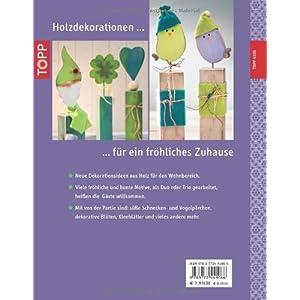 Noch mehr dekorative Holzpfosten: Mit vielen neuen Ideen durchs Jahr (kreativ.kompakt.)