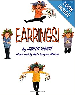 Earrings by judith viorst read aloud online