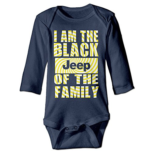 I Am The Black Jeep Of The Family Long Sleeved Jumpsuit
