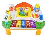 Spieltisch Musiktisch Instrumententisch Kinderzimmer Baby...