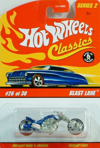 Hot Wheels Classics - Blast Lane - #26 of 30