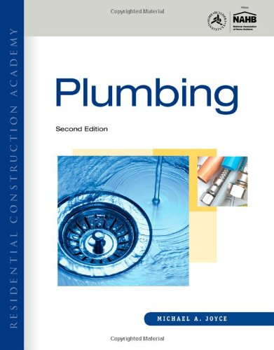 Residential Construction Academy: Plumbing - Cengage Learning - 1111307776 - ISBN: 1111307776 - ISBN-13: 9781111307776