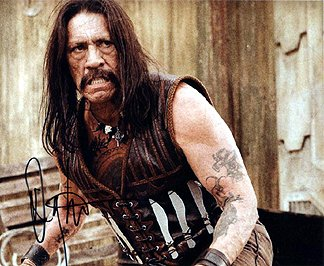 Danny Trejo (Machete) 8X10 Celebrity Photo Signed In-Person