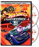 Hot Wheels Battle Force 5 Season 1 Part 2