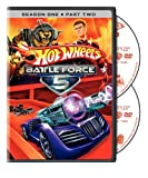 Hot Wheels Battle Force 5: Season 1 Pt.2 [DVD] [Region 1] [US Import] [NTSC]
