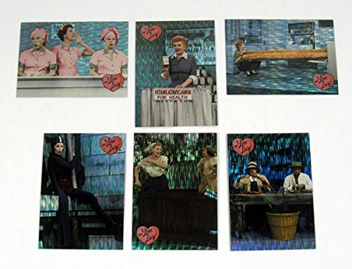 I Love Lucy Anniversary Card Set