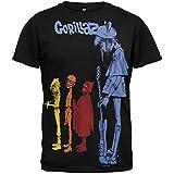 Gorillaz - Mens Rock The House T-shirt
