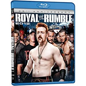 WWE Royal Rumble 2012 [Blu-ray]