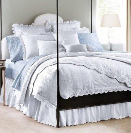 Bed Skirt Full front-85303