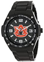 Game Time Unisex COL-WAR-AUB Warrior Auburn Analog 3-Hand Watch