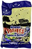 Walkers Assorted Royal Toffees, 5.29-Ounce Bags (Pack of 12)