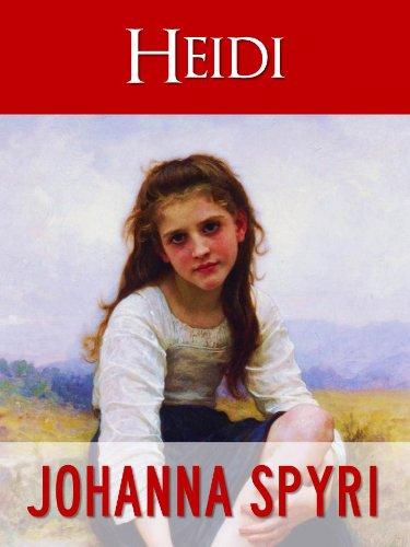 Heidi johanna spyri book report