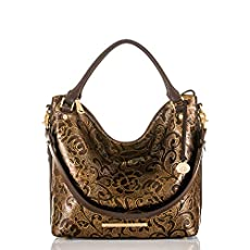 Norah Hobo Bag<br>Bronze Gatsby