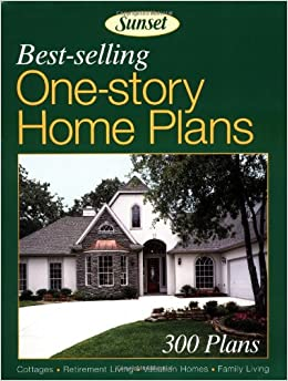 Best selling one story home plans sunset best home plans for Best selling home plan