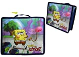 Sponge Bob Rectangle Non-Woven Lunch Bag Box Kit