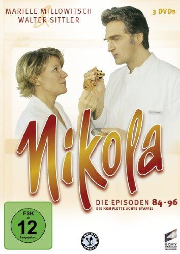 Nikola - Die komplette achte Staffel (Episoden 84-96) [3 DVDs]