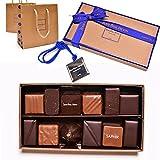 ジャンポールエヴァン ショコラ 12種 手提げ袋付き ボワットゥショコラ スイーツ 高級お菓子 ギフト パリ JEAN PAUL HEVIN お取り寄せ スイーツ セット チョコレート