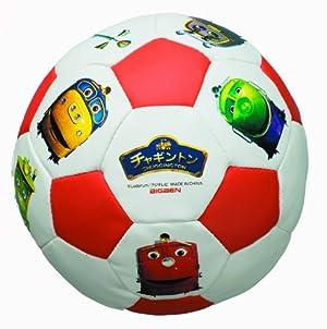 チャギントン ふわふわサッカーボール