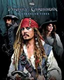 Mini Poster 'Pirates of the Caribbean 4 On Stranger Tides' with Accessories