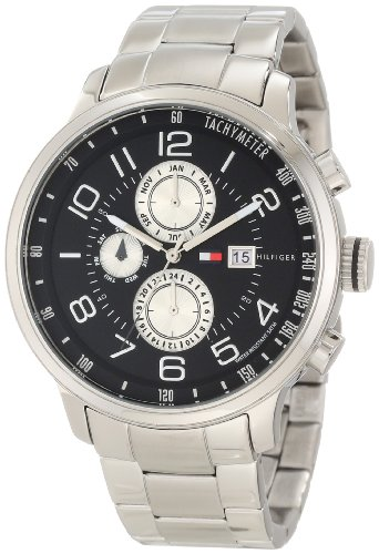 Tommy Hilfiger Men's 1790860 Multi-Function Enamel Sport Watch