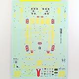 【TABU DESIGN/タブデザイン】1/20 ロータス TYPE 79 フルスポンサーデカール DX版 ※タミヤ用