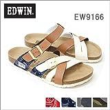 クロスバンド フットベットサンダル EDWIN/エドウィン ew9166 ランキングお取り寄せ