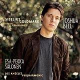 Sibelius: Violin Concerto, Op. 47 / Goldmark: Violin Concerto, Op. 28