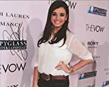 "Rebecca Black REAL hand SIGNED 8x10"" promo photo Friday Singer #1 with COA"