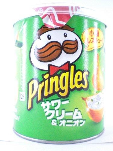 プリングルズ サワークリームオニオンS缶 40g×12個