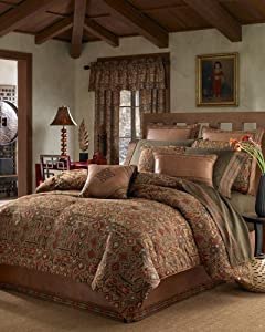 Amazon Croscill Yosemite Queen Comforter Set