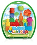 Block Crayon Set 12 Teile, Medium